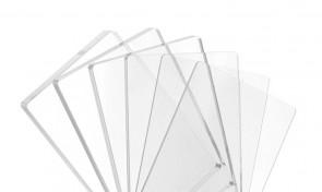 Polycarbonaat Lexan Glashelder tweezijdig kraswerend