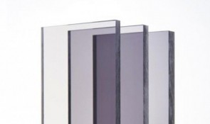 Polycarbonaat-Lexan Smoke Grijs F133 UV-werend